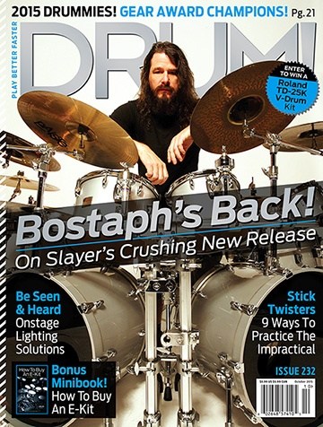 Paul Bostaph: Mission Of Brutality