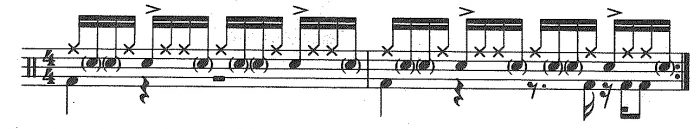 dennis chambers music notes 1