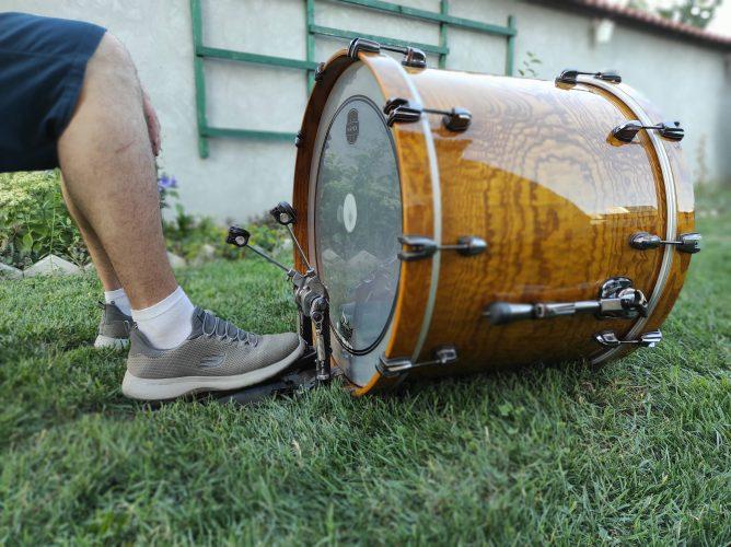 bass drum technique
