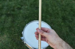 french grip drums