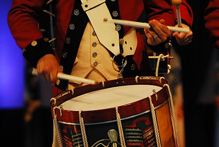 how to play the drums with a traditional grip