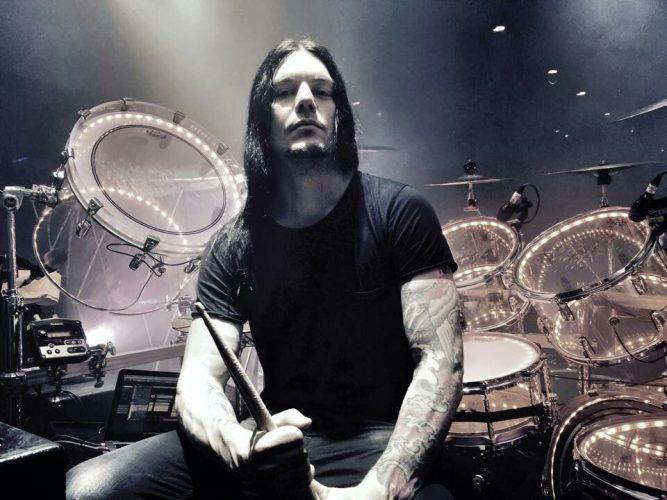 upcoming metal drummers